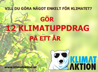 Vill du gra ngot enkelt fr klimatet?