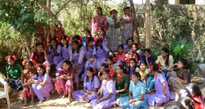 Odling ett hett ämne i Maharashtras skolor