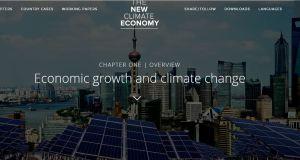 Lönsamt att minska utsläppen enligt ny rapport