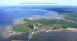 Omstritt finskt beslut om ny kärnkraft