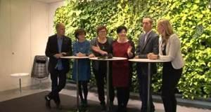 Uppsalas nya majoritet satsar på spårvägar men är oenig om externhandel