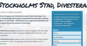Namninsamling: STOCKHOLM DIVESTERA