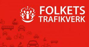 Fortsatta protester mot Förbifart Stockholm.