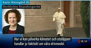 Kan Påven stoppa förbifarten?