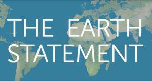 Earth statement – Klimataktion undertecknar