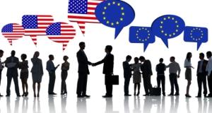 Klimataktion om TTIP
