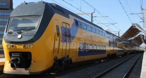 Nederländska tåg snart helt vindkraftsdrivna