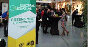 Den otroliga kraften i EUs gröna rörelser. Rapport från Bryssel.