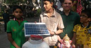 Indien reserapport nr 3: Unga klimatambassadörer blir uppfinnare