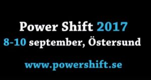 Power Shift i Östersund