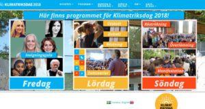 Se filmer från Klimatriksdagen