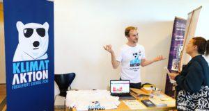 Köp Klimataktions T-shirt!