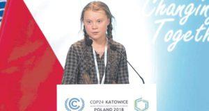 COP24, kolet och tillkortakommandet i Katowice