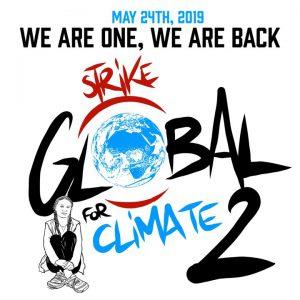 Global strike for Climate 24 maj