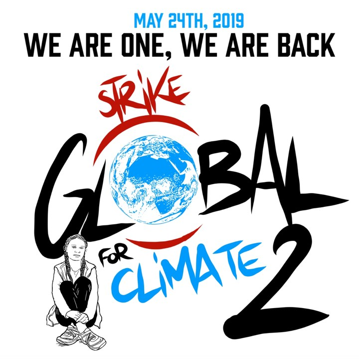 Global strike for Climate 24 maj