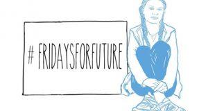 Inför 24/5: Stöd barnen i deras klimatstrejk