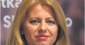 Miljöadvokat ny president i Slovakien