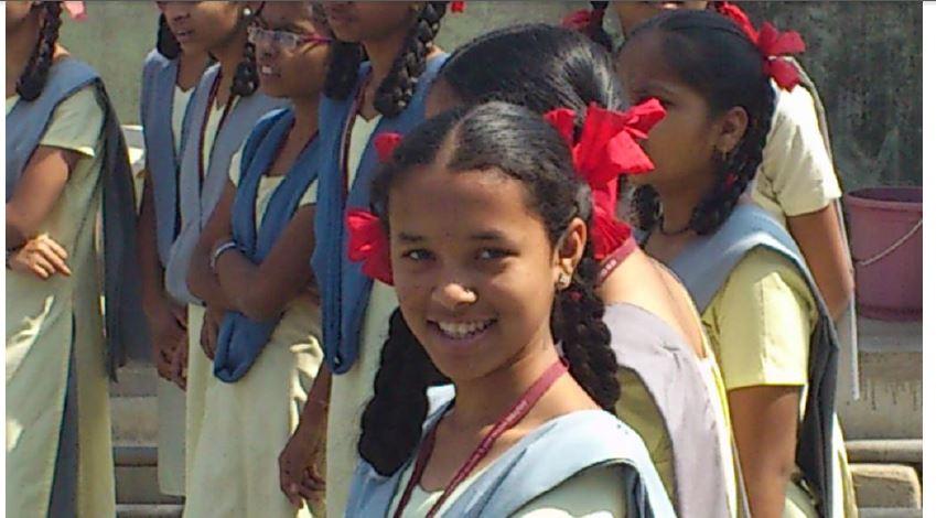 Indiska flickor