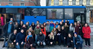 Klimataktions resa till COP24 i Katowice